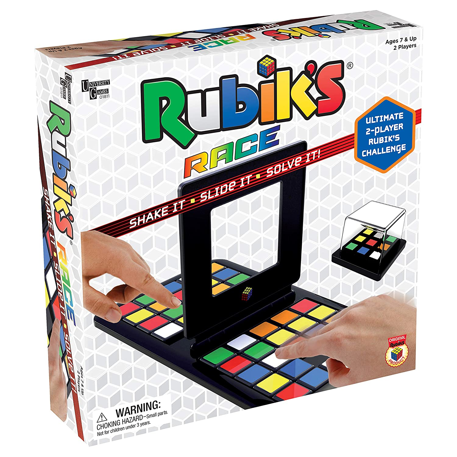 University Games Rubik's Race