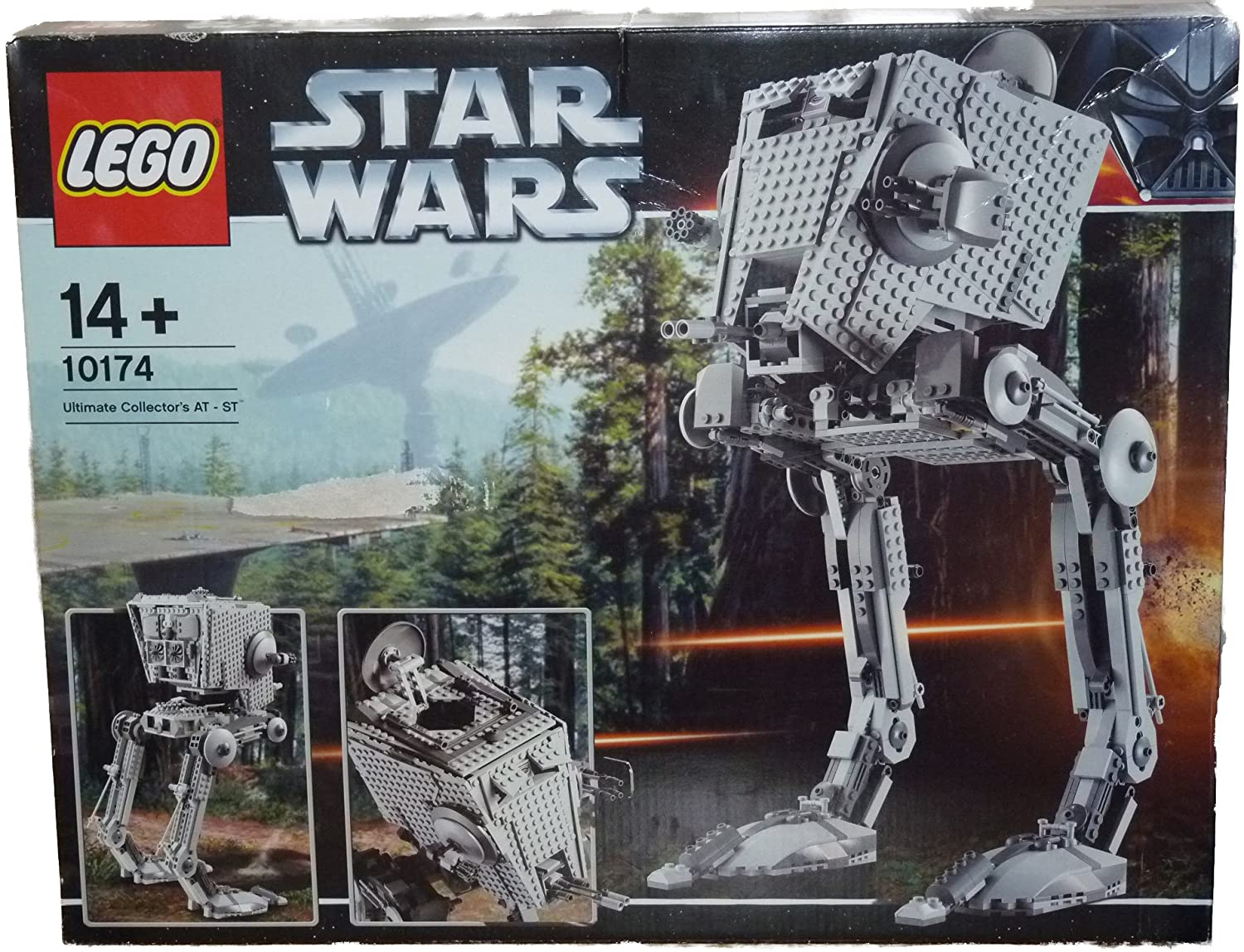 Lego 10174 - Imperial All Terrain Scout Transport (AT-ST)