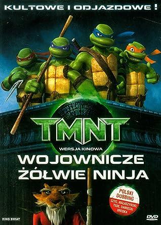 Teenage Mutant Ninja Turtles Region 2 IMPORT No hay versión ...