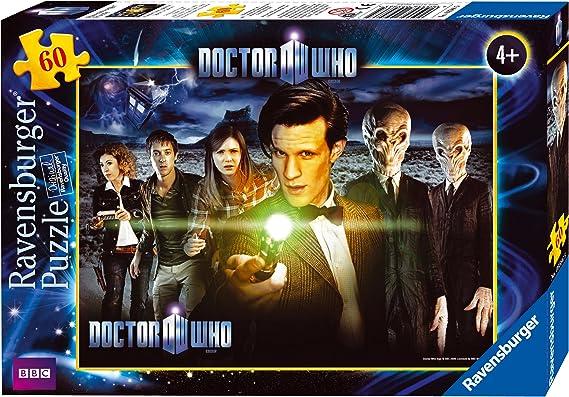 Ravensburger Doctor Who Puzzle 60 Piezas: Amazon.es: Juguetes y juegos
