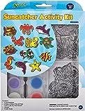 Suncatcher Group Activity Kit-Ocean 12/Pkg