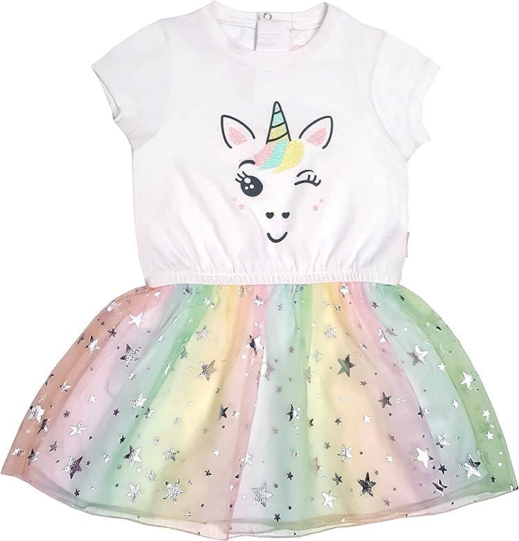 73f3a7ff33ff8d Mini Heroes - Infant Girl's Unicorn Dress (9M): Amazon.ca: Clothing ...