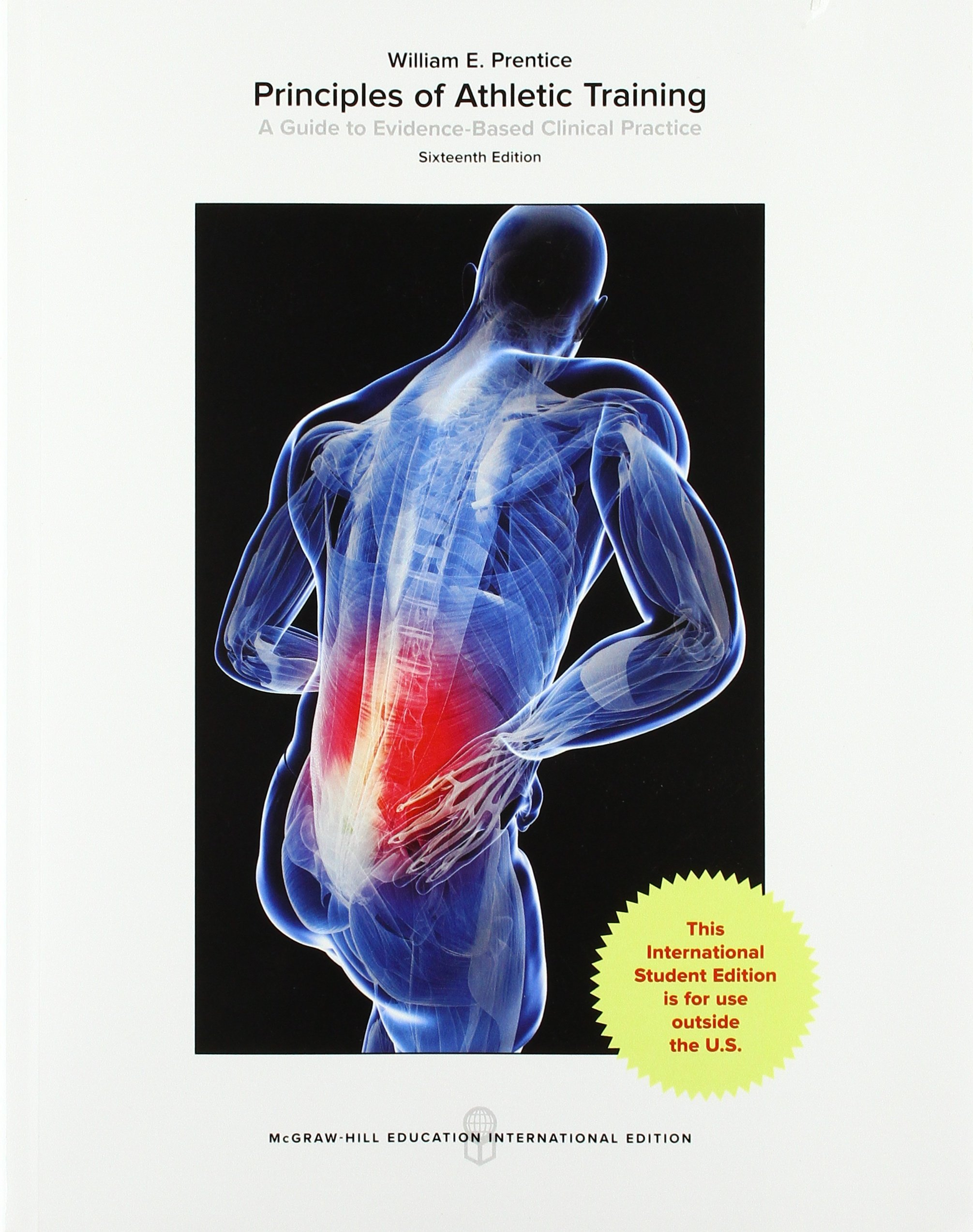 Principles of Athletic Training: A Guide to Evidence-Based Clinical ...