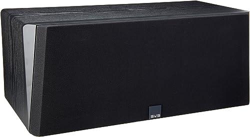 SVS Prime Center Speaker Premium Black Ash