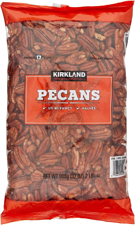 Kirkland Signature Kirkland Signature Pecan Halves - 2 lbs (32 oz.)