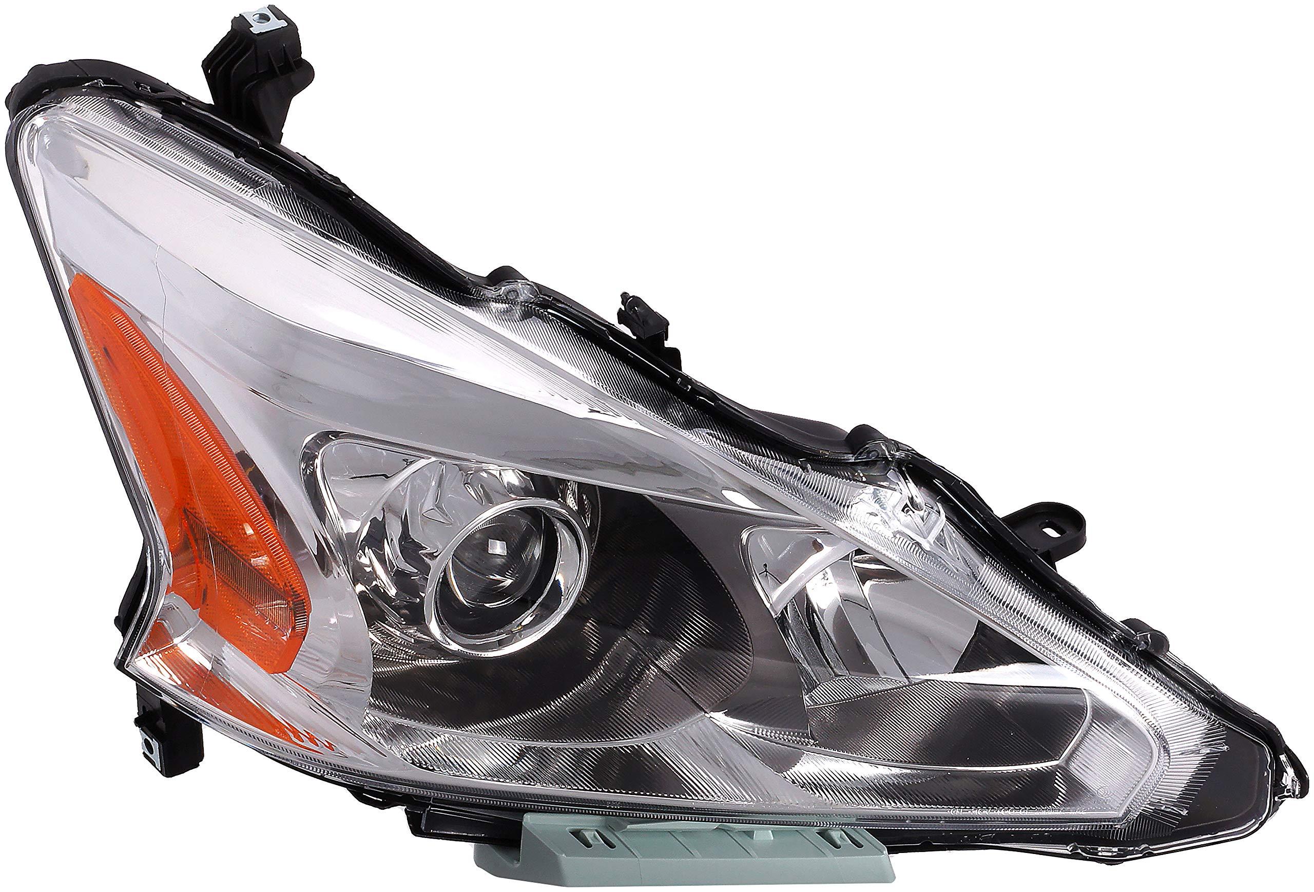 Dorman 1592502 Front Passenger Side Headlamp Assembly for Select Nissan Models by Dorman