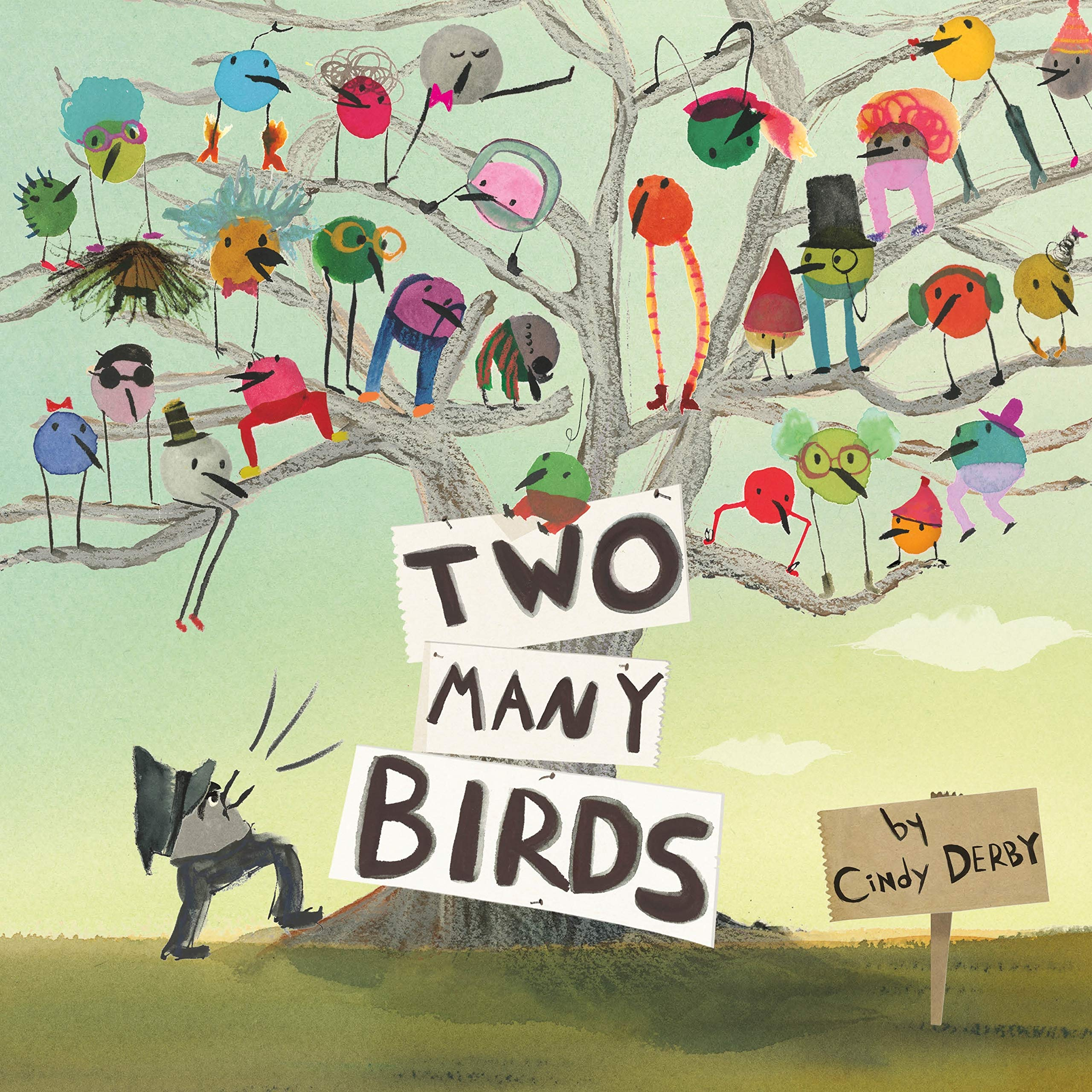 Amazon.com: Two Many Birds (9781250232540): Derby, Cindy, Derby, Cindy:  Books