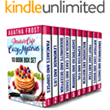 Cozy Mysteries 10 Book Box Set: The Peridale Cafe Series