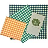 Beeswax Wrap | Reusable | Eco Friendly - Plastic Free | Bees wrap food by Green Manners