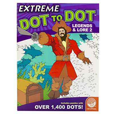 Extreme Dot to Dot: Legends and Lore 2: Toys & Games