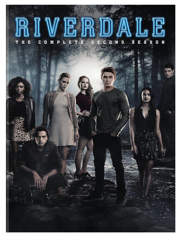 amazon com riverdale the complete second season (dvd) rob
