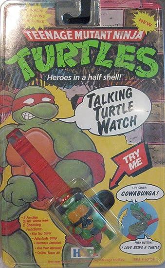 Amazon.com: teenage mutant ninja turtles – Raphael Talking ...