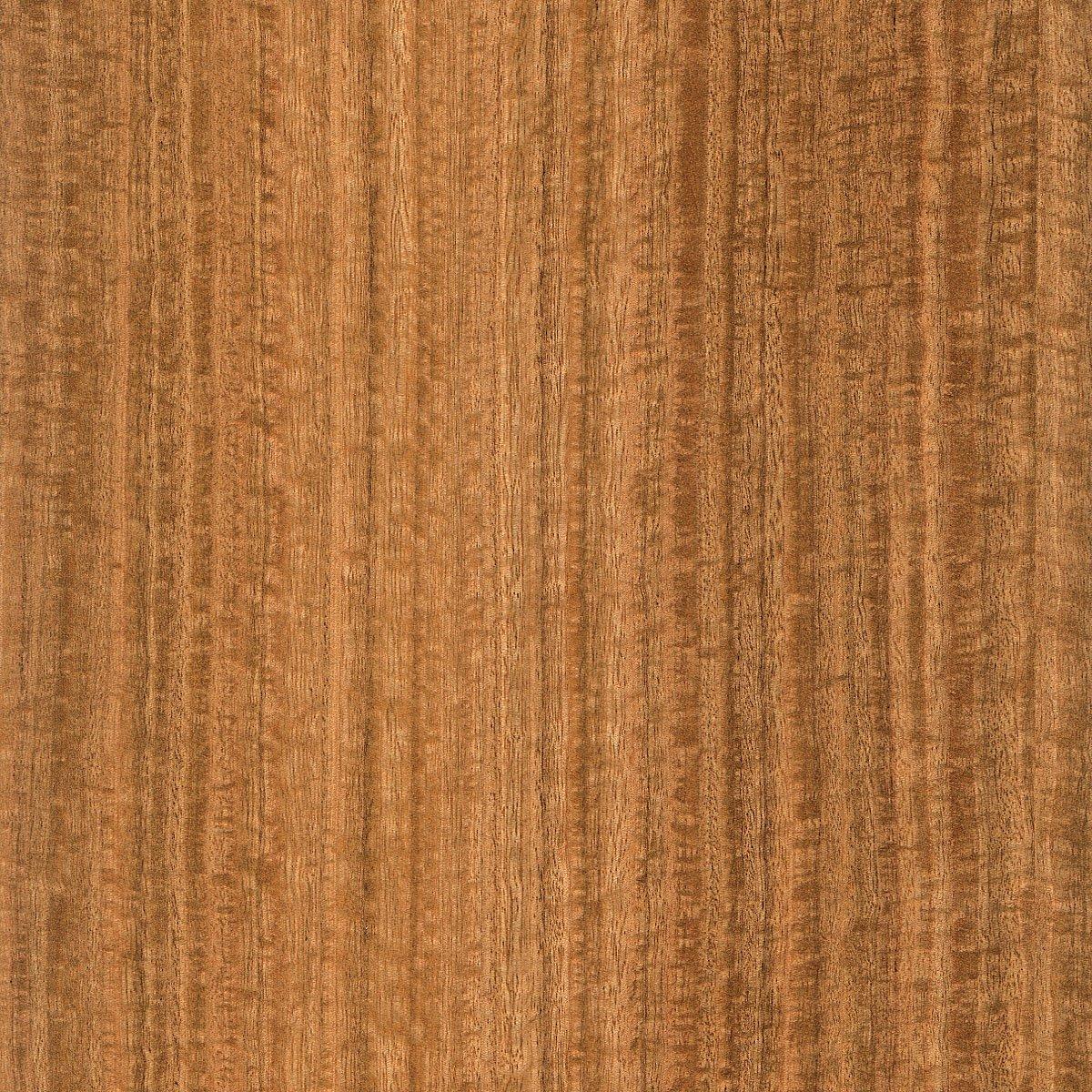 Eucalyptus Wood Veneer Qtr Cut Figured 4x8 10 mil Sheet
