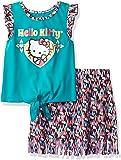Hello Kitty Girls' Skirt Set