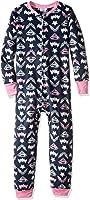 DC Comics Big Girls' Dc Hero Union Suit Mink Fleece
