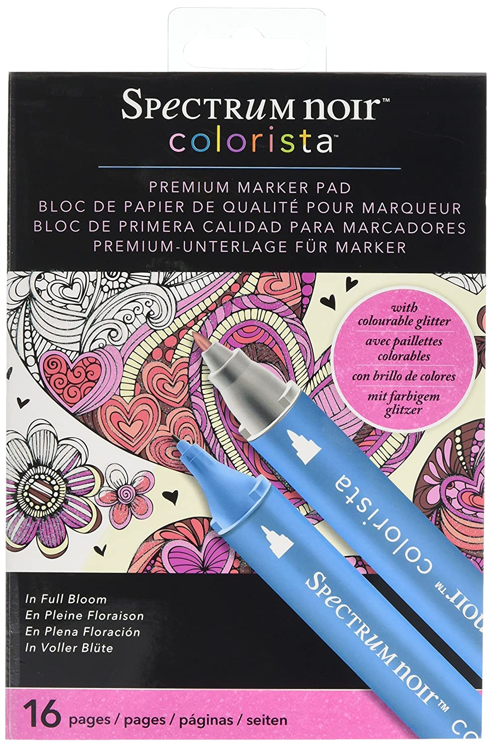 Colorista Pens Pencils colouring Pads A4 5x7 Crafters Companion Choice of