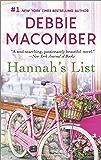 Hannah's List: A Romance Novel (A Blossom Street Novel Book 7)