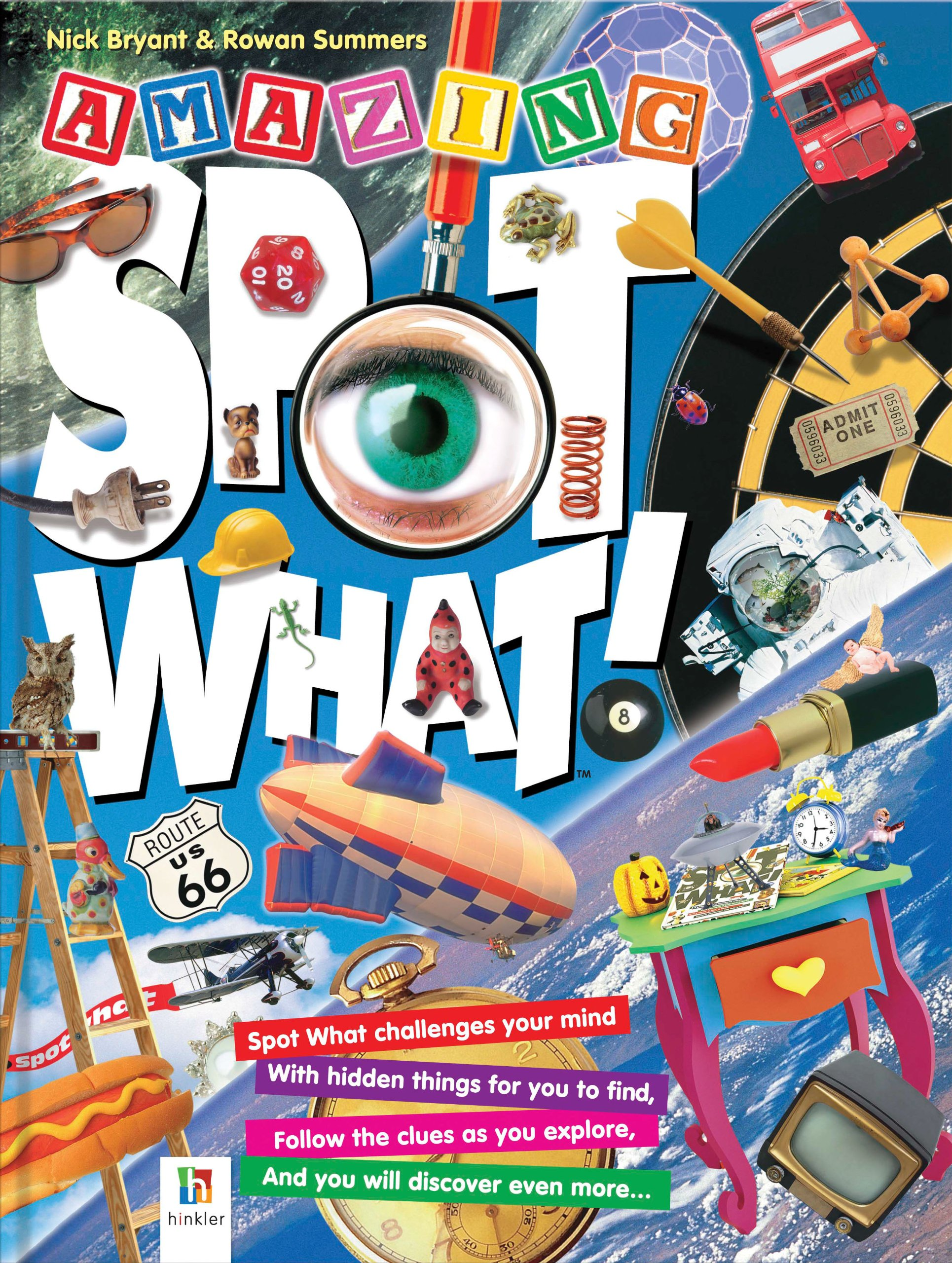 Read Online Spot What Classic: Amazing (Spot What Classic Relaunch) PDF