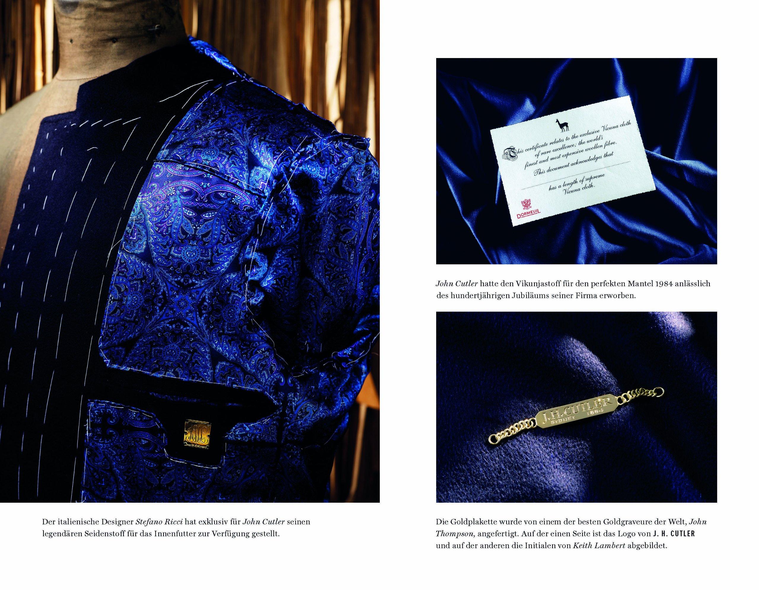 0ebdd055d64e Der perfekte Mantel  Handwerk, Luxus, Leidenschaft Die Geschichte eines  50.000-Dollar-Mantels  Amazon.de  Meg Lukens Noonan, 1-ABC.NET  Bücher