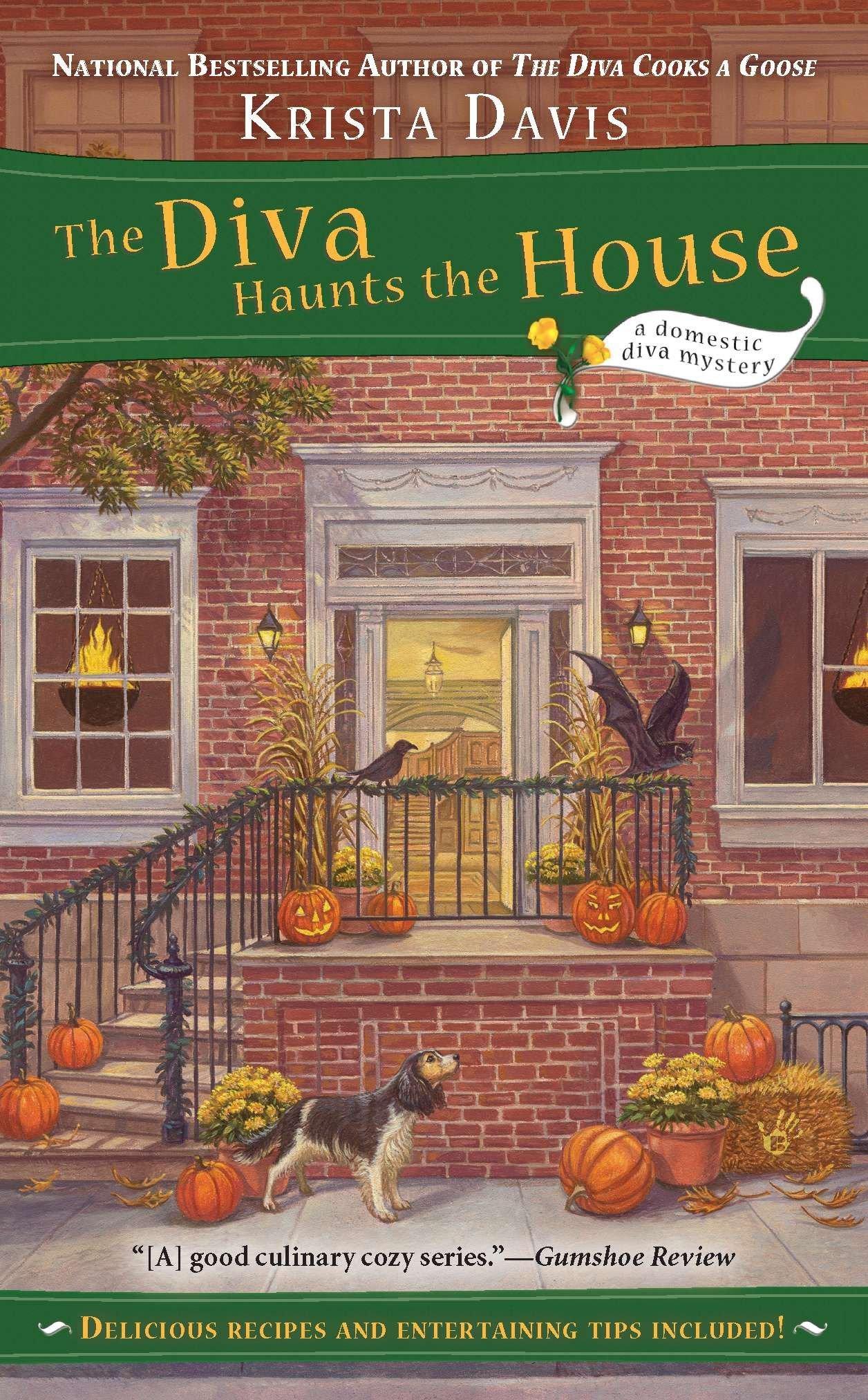The Diva Haunts the House (A Domestic Diva Mystery) ebook