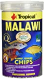 Tropical Malawi Mbuna Chips Special for Malawi slowly sinking - Multi-ingredient food for daily feeding 1000ml/520g