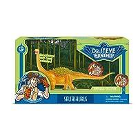 Dr. Steve Hunters cl1609K–Collection of Dinosaurs: Model Saltasaurus