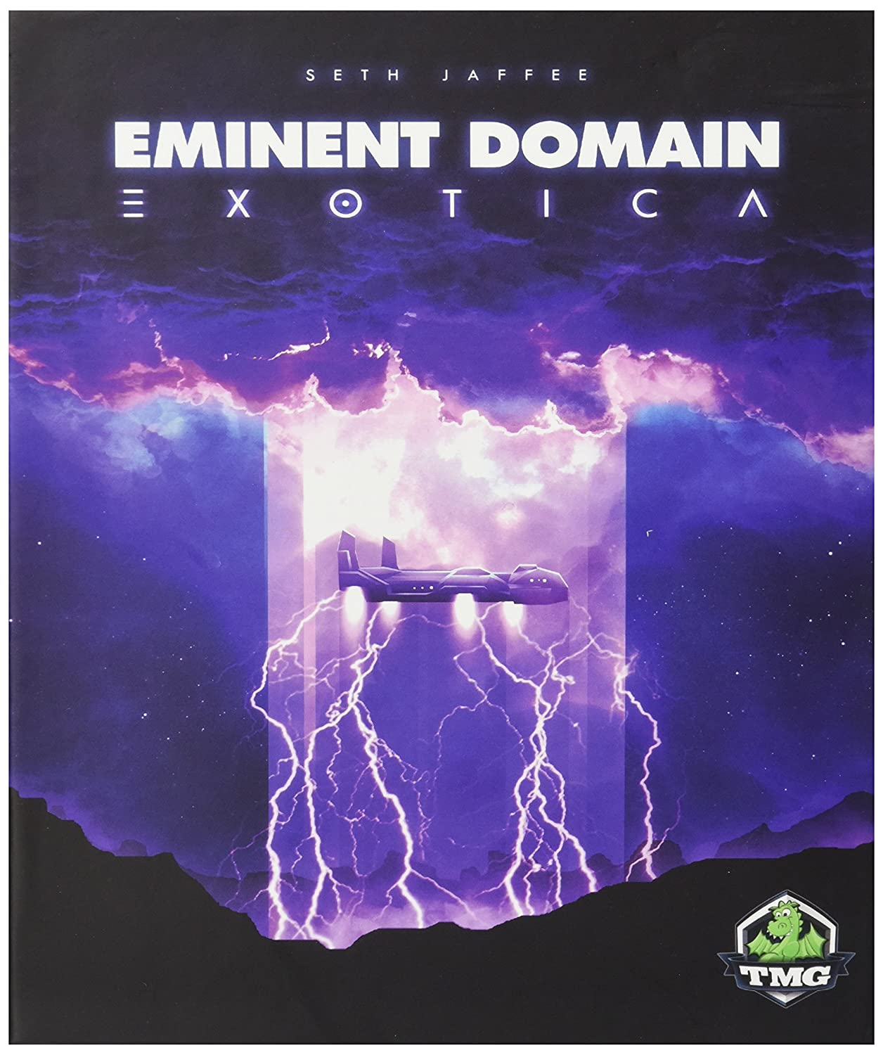 Eminent Domain Exotica Board Game Expansion