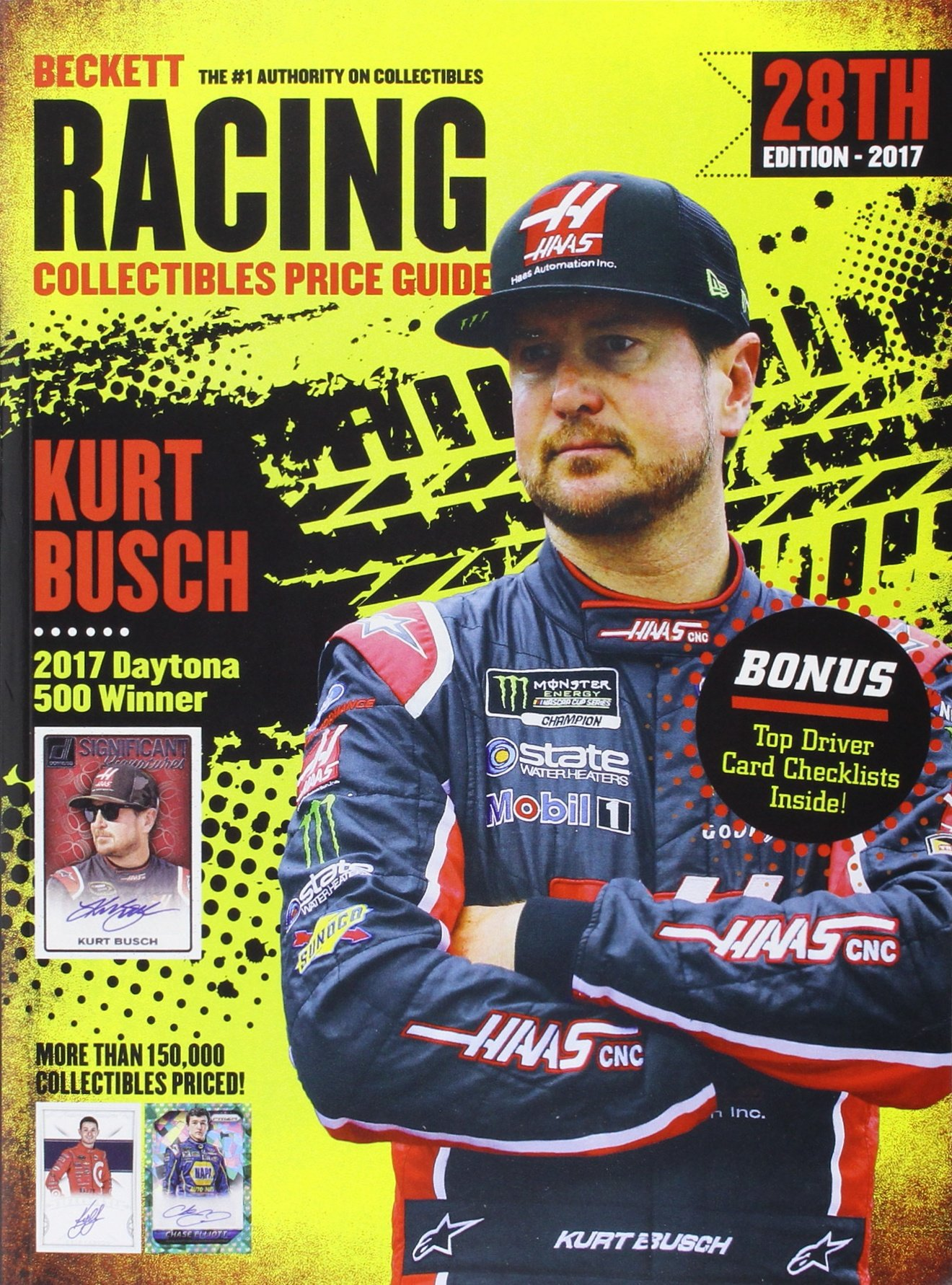 Beckett Racing Collectibles Price Guide 28th Edition -2017 (Beckett Racing Price Guide) PDF
