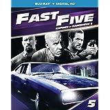 Fast Five [Blu-ray + Digital HD] (Bilingual)