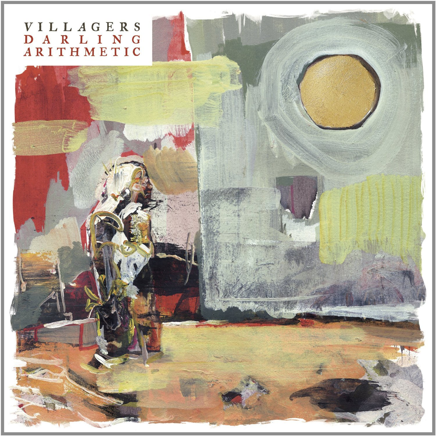 Vinilo : Villagers - Darling Arithmetic (180 Gram Vinyl, Digital Download Card)