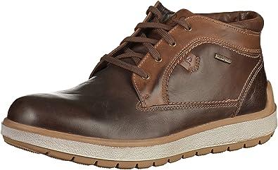 27c04eb651302 Josef Seibel 11756 MA710 Mens brown Leather Lace Ups, 49 EU: Amazon ...