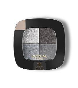 L'Oreal Colour Riche Eye Pocket Palette Eye Shadow, Silver Couture 0.1 oz