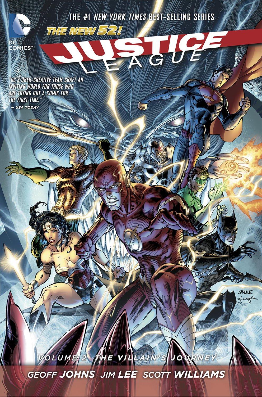 Justice League, Vol. 2: The Villain's Journey (The New 52) pdf