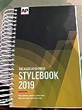 2019 AP STYLEBOOK (Spiral-Bound)