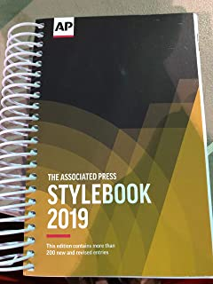 The Associated Press Stylebook: Norm Goldstein