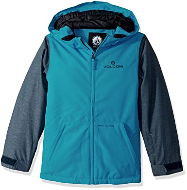 a9bbac69e695 Amazon.com  Volcom Big Boys  Selkirk Insulated Jacket  Clothing