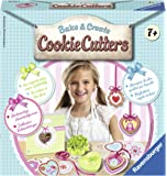 Ravensburger - 18413 - Bake&Create Cookie Cutters
