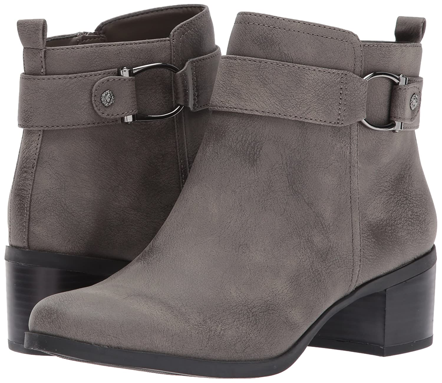 AK Anne Boot Klein Sport Women's Jeannie Synthetic Ankle Boot Anne B071L3BJ7R 9 M US|Dark Taupe e167bd