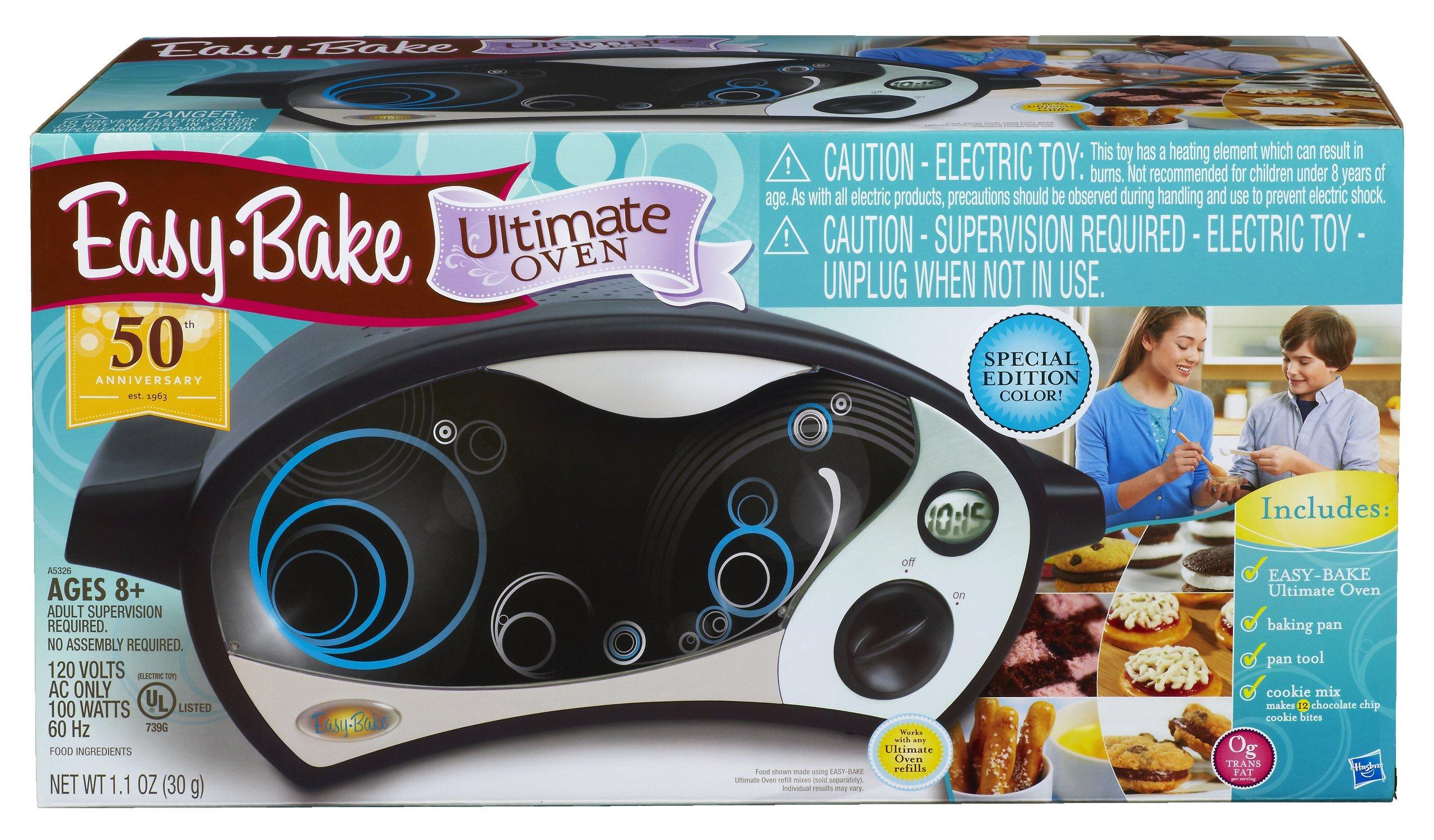 Easy Bake Ultimate Oven, Black/Silver by Easy Bake (Image #2)