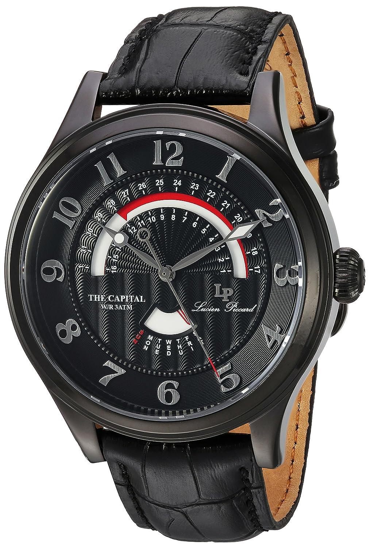 Lucien Piccard Herren-Armbanduhr LP-40050-BB-01