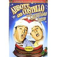 ABBOTT & COSTELLO CHRISTMAS SHOW - DVD A
