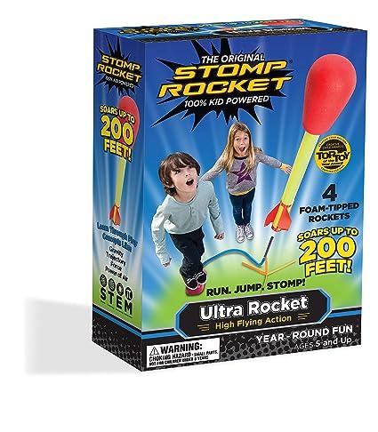 bbb2de5edac Amazon.com  Stomp Rocket Ultra Rocket
