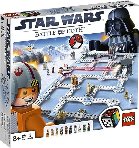 LEGO Juegos de Mesa - Star Wars: The Battle of Hoth (3866): Amazon.es: Juguetes y juegos