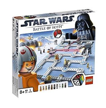 Lego Juegos De Mesa Star Wars The Battle Of Hoth 3866 Amazon