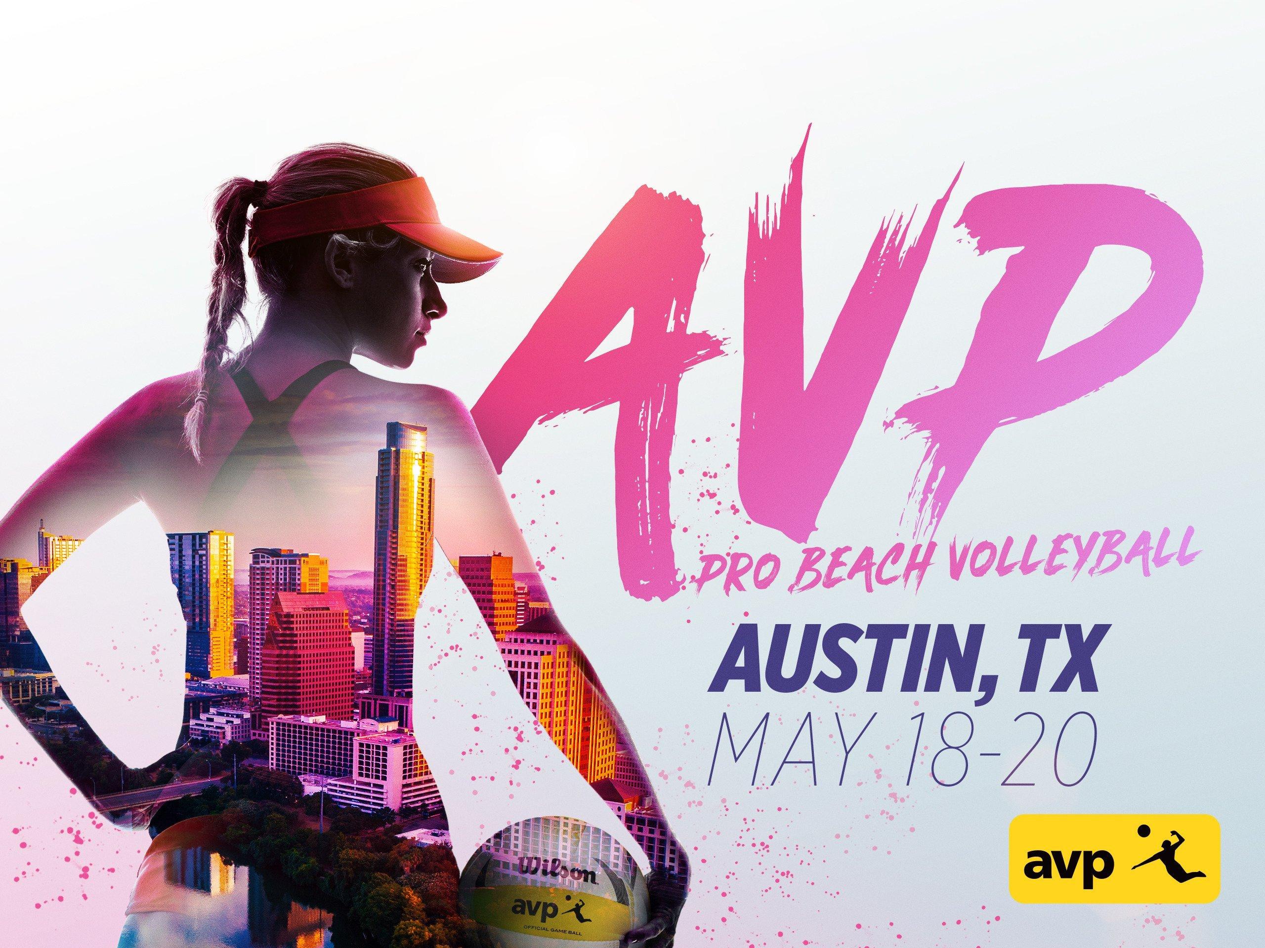 Amazon com: Watch 2018 AVP Austin Open - Pro Beach