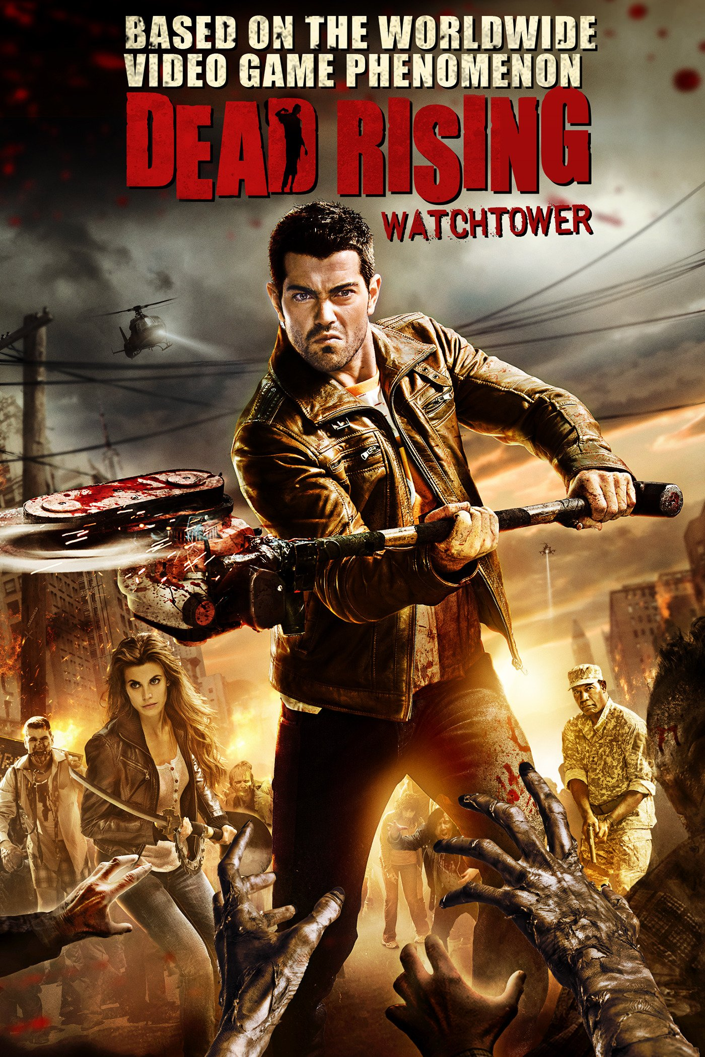 Amazon Com Watch Dead Rising Watchtower Prime Video