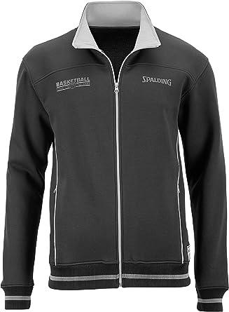Spalding Team Zipper Jacket Chaqueta De Chandal, Hombre: Amazon.es ...