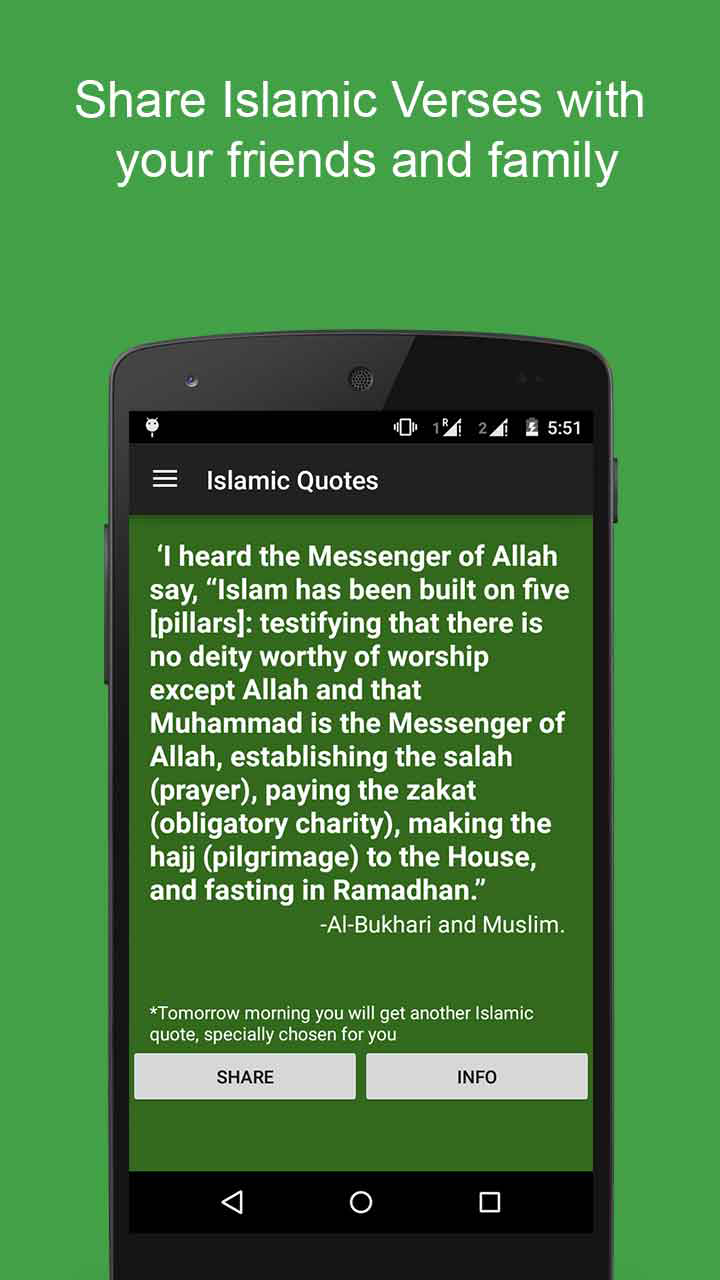 com daily quran islamic quotes appstore for android
