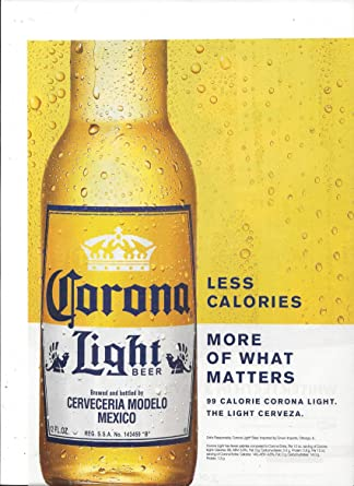 Print ad for 2015 corona light beer more of what matters at amazons print ad for 2015 corona light beer more of what matters aloadofball Choice Image
