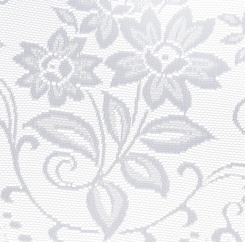 Anna Cortina Langstore, Stoff, Stoff, Stoff, Weiß, 245x600 96b5d1